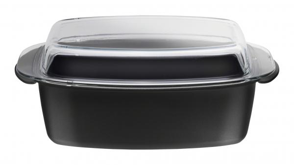 BALLARINI Bräter mit Glasdeckel, 32 cm Gli Speciali  405 x 230 x 125