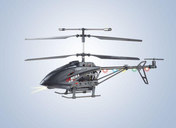 RC U13A Helikopter LED 2,4Ghz Videokamera Gyroscope inkl. 2GB MicoSD