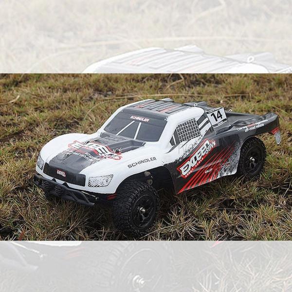 SUBOTECH BG1507 1/12 RC Rennwagen High Speed Driften 4WD 2,4G Fernbedienung Spielzeug - Weiß ab 14+ jahren