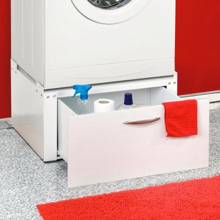 Waschmaschinen Untergestell Unterbau mit Schublade Podest WMU