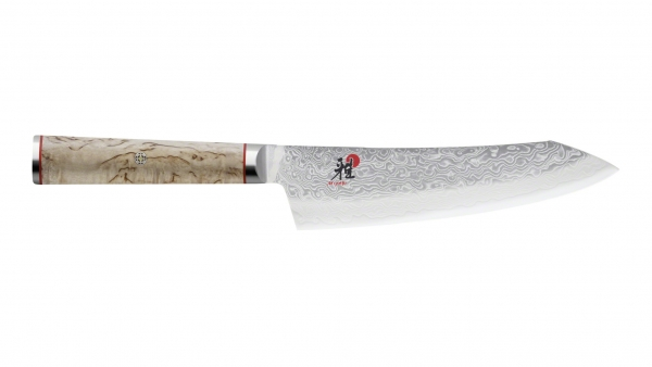 "MIYABI Rocking SANTOKU japanische Küchenmesser Japanmesser 5000 MCD - B 180 mm 7 """