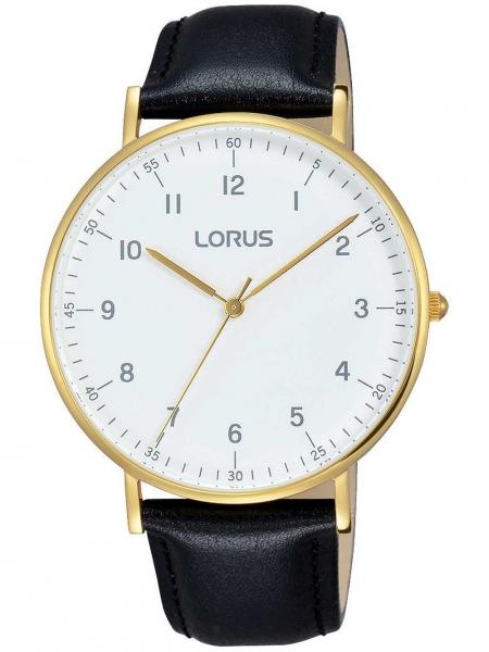 Lorus Klassische Herren Uhr RH896BX9 mit Leder Armband