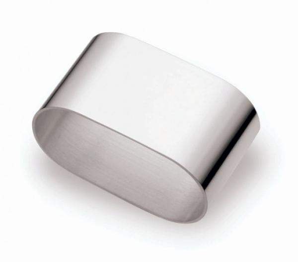 Wilkens SPATEN Serviettenringe in 925 Sterling  Silbergewicht 37g. Maße: 5,0cm.