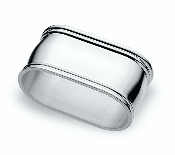 Wilkens SCHWEDISCH Serviettenring 925 Sterling 5cm Silbergergewicht ca. 60 gram