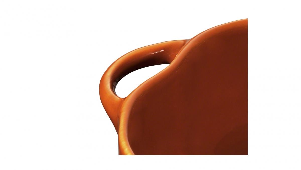 4er Set Staub Kürbis Cocotte Bräter Ceramic Keramik 14,5 cm Backform Auflaufform
