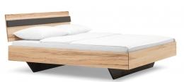 Massivholzbett Kernbuche geölt 140 x 200 cm Komfortbett Jugendbett