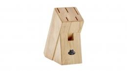 BALLARINI Messerblock, leer Holz für 5 Messer