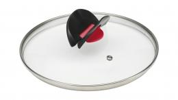 BALLARINI Glasdeckel, 24 cm  Click & Cook 250 x 250 x 85