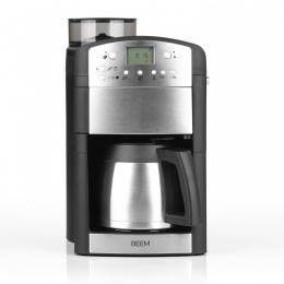 BEEM FRESH-AROMA-PERFECT Filter-Kaffeemaschine mit Mahlwerk - Thermo