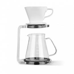 BEEM POUR OVER Kaffeebereiter Set - 5 Tassen | 3-teilig