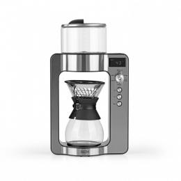 BEEM Filterkaffeemaschine  POUR OVER Filter-Kaffeemaschine mit Waage - Glas