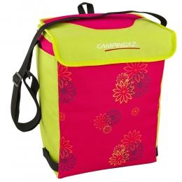 Campingaz MiniMaxi 19 L Pink Daisy  Robuste hochwertige Tasche Picnictasche