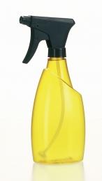 Emsa FUCHSIA Blumensprüher Wassersprüher Sprüher 0,7 L, transparent gelb