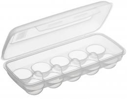 EMSA CLIP&CLOSE Eierbox Eierdose Eierbehälter Eierschale