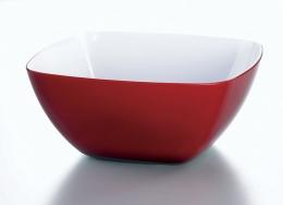 Emsa VIENNA Schale Schüssel Salatschüssel 4,6 L Schüssel Salatschüssel 26,5 Ø cm