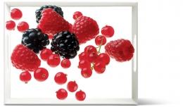 Emsa Tablett Serviertablett Berries, 50x37 cm