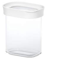 Emsa OPTIMA Vorratsdose, Vorratsbox, Frischhaltedose 0,38 L rechteckig