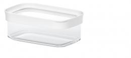 Emsa OPTIMA Vorratsdose, Vorratsbox, Frischhaltedose 0,45 L rechteckig