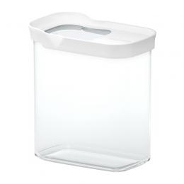 EMSA OPTIMA Schüttdose Frischhaltedose Vorratsdose, rechteckig, 2,80 L
