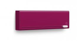 EMSA SMART Folienschneider für Alufolie&Frischhaltefolie Küchenrollenhalter pink
