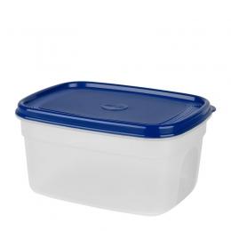EMSA SUPERLINE Frischhalteschale Frischhaltedose Vorratsdose, rechteckig 1,7L