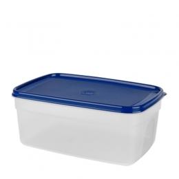 EMSA SUPERLINE Frischhalteschale Frischhaltedose Vorratsdose, rechteckig 4,5L