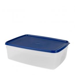 EMSA SUPERLINE Frischhalteschale Frischhaltedose Vorratsdose, rechteckig 8,5L