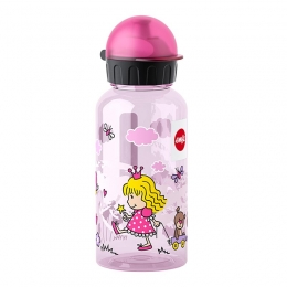 Emsa KIDS Trinkflasche Kinderflasche Reiseflasche 0,4L BPA frei Monster