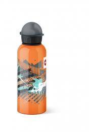 Emsa TEENS Trinkflasche Kinderflasche Reiseflasche 0,6l Splash