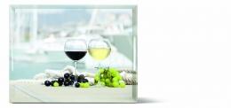 Emsa CLASSIC Tablett Serviertablett  40x31 cm Summer Wine