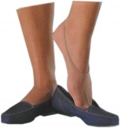 Füsslies 10 Paar Füßlinge für Ballerina Footies Damensocken