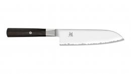 """MIYABI SANTOKU japanische Küchenmesser Japanmesser 4000FC 180 mm 7 """""""