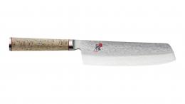 """MIYABI Nakiri japanische Küchenmesser Japanmesser 5000 MCD - B 170 mm 6 1/2 """""""