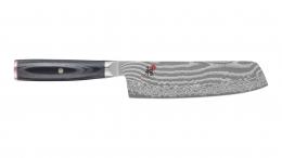 "MIYABI NAKIRI japanische Küchenmesser Japanmesser 5000 FC-D 170 mm 6 1/2 """