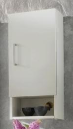 Hängeschrank Badschrank Adelano weiss  Maße B x T x H ca. 78,5 x 41 x 6,5 cm