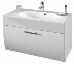 Waschplatz Salona Badschrank Waschbeckenunterschrank Waschbecken Unterschrank