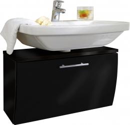 Waschbecken-Unterschrank Badschrank Salona anthrazit  Maße B x T x H ca. 82 x 40 x 9 cm