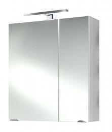 Spiegelschrank Badspiegel Badschrank multi-use weiss  Maße B x T x H ca. 79,5 x 40,5 x 13,5 cm