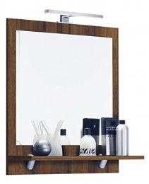 Spiegel multi-use walnuss  Maße B x T x H ca. 76 x 65 x 9 cm