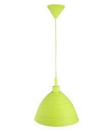 Smartwares Silikon-Hängeleuchte Silly, individuell formbar, grün