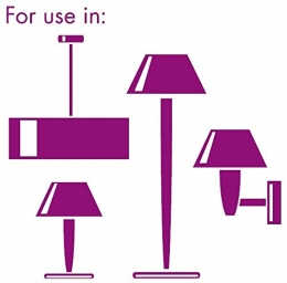 2 er Set XQ-lite XQ13103 E14 LED Leuchtmittel [2 Watt ersetzt 15 Watt], 140 Lumen, 200 Grad Abstrahlwinkel, warm weiß [Energieklasse A+]