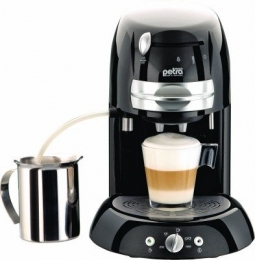 Petra Electric KM 42.17 Artenso latte Kaffee-Pad-Automat Padmaschine Kaffemaschine Padautomat
