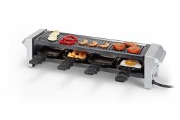 Tristar  Kompaktes Raclette Grillplatte mit Antihaftbeschichtung