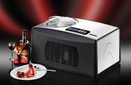 Unold 48806 Eismaschine Cortina Volumen für 1.5 Liter Eiscreme Kompressor