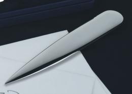 Wilkens SILHOUETTE Brieföffner,925 Sterlingsilber Silbergewicht  140g. Maße: 18cm.