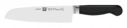 """Zwilling Pure Messer Küchenmesser Santokumesser 180 mm 7 """""""