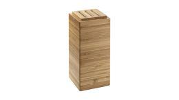 Zwilling Box 240 mm Bambus Vorratsdose Küchenutensilienhalter Messerblock