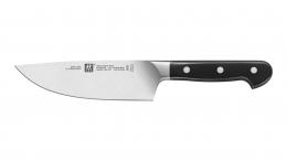 Zwilling® Pro Kochmesser, Küchenmesser Messer breite Klinge 160 mm