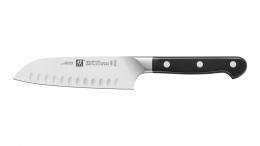 Zwilling® Pro Santokumesser mit Kullen Küchenmesser Messer Fleischmesser 140 mm