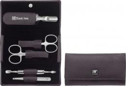 ZWILLING Classic INOX Taschen-Etui 5tlg.Manicure Etui Nagelpflegeset Maniküre